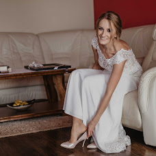 Wedding photographer Kamil Turek (kamilturek). Photo of 12.11.2018