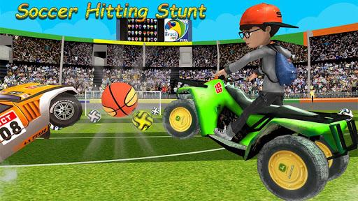 Happy Soccer League : Kids Electric Cars 1.2 screenshots 3