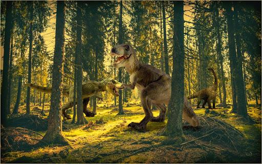 Real Dino Hunter - Jurassic Adventure Game android2mod screenshots 13