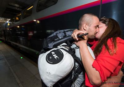 Campenaerts moet en zal woensdag uithalen in de tijdrit: voor Olympische Spelen... en zijn vriendin