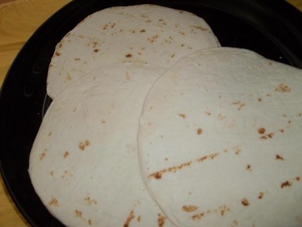 Flour Tortillas Homemade(sallye) Recipe