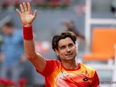 David Ferrer beëindigt tenniscarrière met nederlaag tegen Zverev