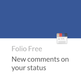 Folio for Facebook Screenshot 6