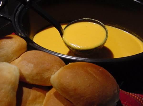 Bonnie's Sweet Potato Peanut Jalapeno Soup