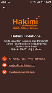 Hakimi Web SMS API India & Int- screenshot thumbnail