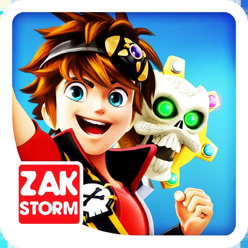 2- Zak Storm Super Pirate (game)