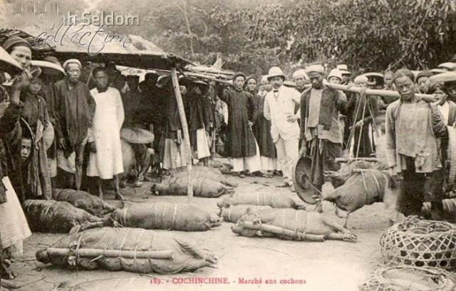 19 bức ảnh về cuộc sống Việt Nam cách đây 100 năm - ảnh 1
