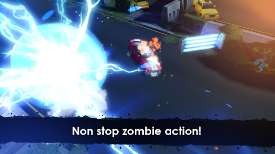 Zombie Highway Nightmare Screenshot