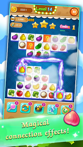 Onet Classic Deluxe: Free Onet Fruits Game - screenshot