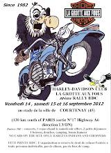Photo: rally HDC la grotte aux fous FRANCE 2012