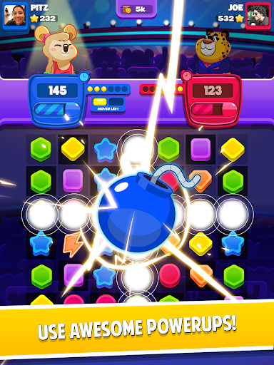 Match Masters - Multiplayer Match 3 screenshot 8