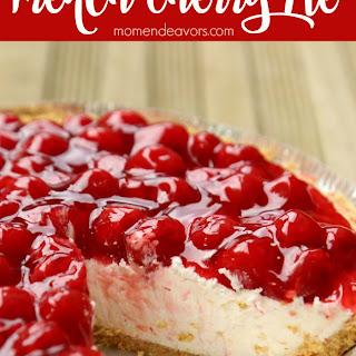 Grandma's French Cherry Pie.