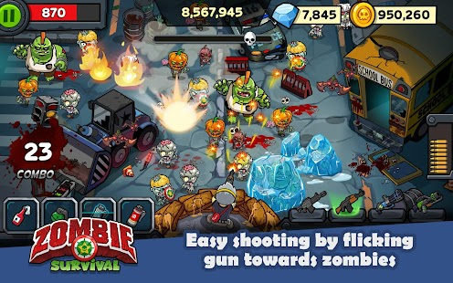 Zombie Survival: Game of Dead - náhled