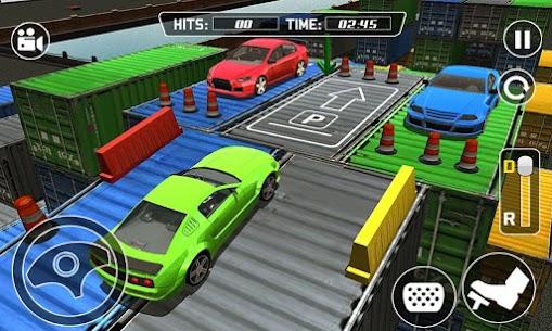 Street Car parking – Driving School Sim 2017 3