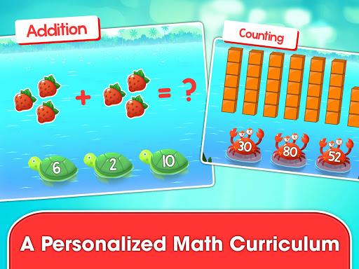 Monkey Math: math games & practice for kids screenshot 19
