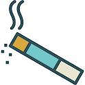 Quit Smoking cigarettes icon
