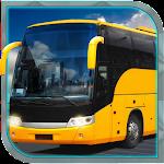 Airport Bus Driving Simulator Icon