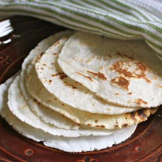 How to Make Gluten-Free Flour Tortillas.