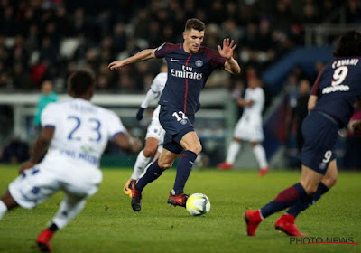Meunier was goed voor 2 assists en hielp PSG daarmee aan de kwalificatie voor de kwartfinales in de Franse beker