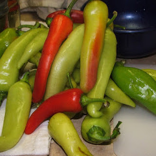 Pickled Banana Peppers Recipe