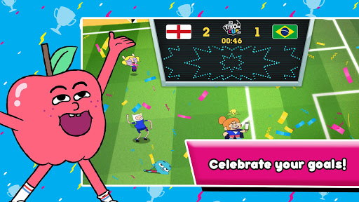 Toon Cup - Cartoon Networku2019s Football Game screenshots 6