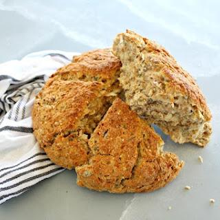 No Knead Multi-Seed Potato Bread.