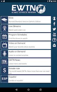EWTN- screenshot thumbnail