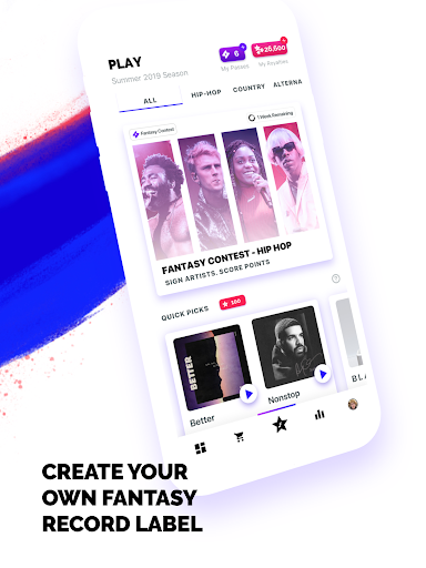 FanLabel - Daily Music Contests screenshots 8
