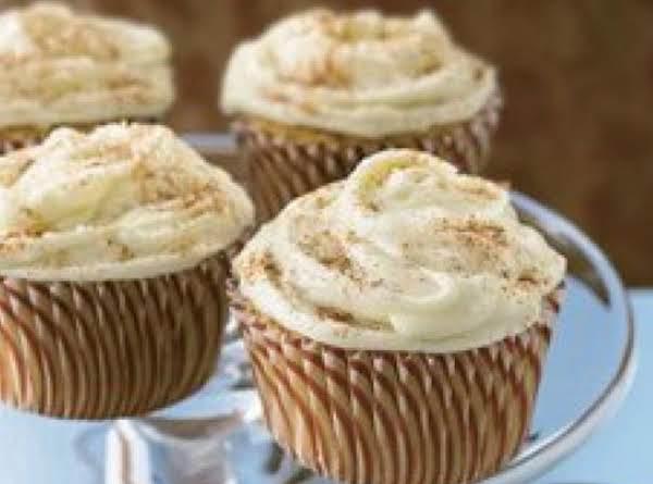 Chai Latte Cupcakes Recipe