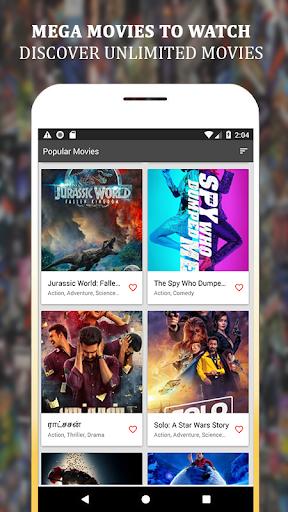 Free Movies & TV Shows 1.0 screenshots 2