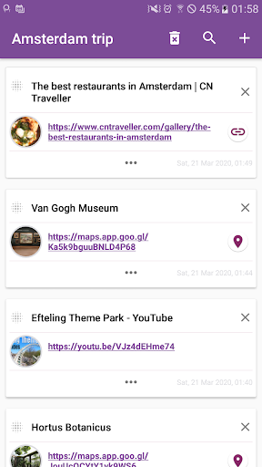 Pintext - Save links, Save images, Save anything. screenshot 2
