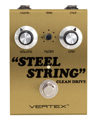 Vertex Steel String Clean Drive GOLD LIM ED