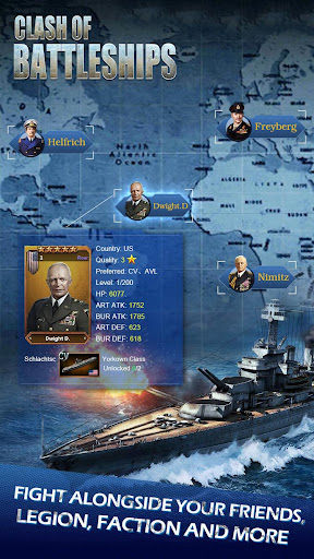 Clash of Battleships - COB screenshot 2