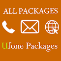 Ufone Packages: Call, SMS & Internet Packages 2020 icon