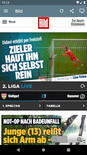 Deutsche Zeitungen 2.2.3.5.6 screenshots 4