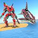 Whale Robot Transform : Shark Robot Games