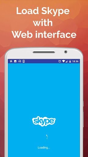 Download Web for Skype - Old Version Interface in Web View Google