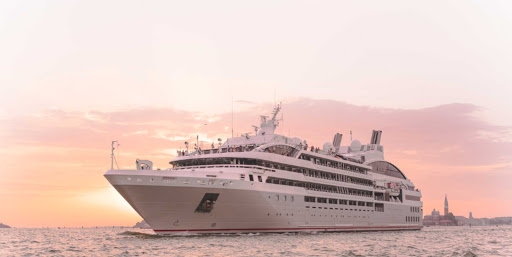 Sail on Le Lyrial to take in the romantic ports of the Adriatic Sea, including Venice.