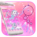 Dreamcatcher Pink Theme Icon