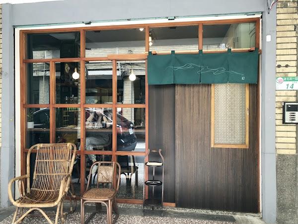 幻猻家咖啡Pallas Café,大稻埕復古的美食