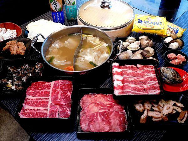 超越水產-火鍋超市-台北南京店