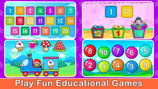 Toddler Learning Games for 2-5 Year Olds screenshot 4