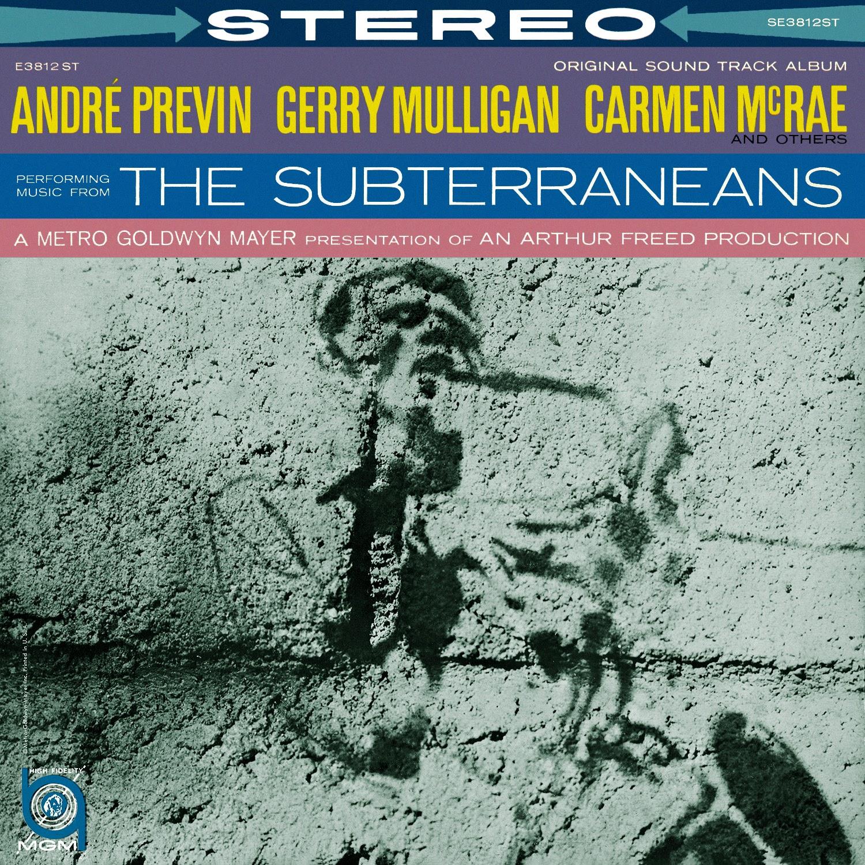 André Previn, Gerry Mulligan, Carmen McRae