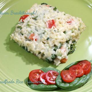 Caulfredo Rice Primavera!