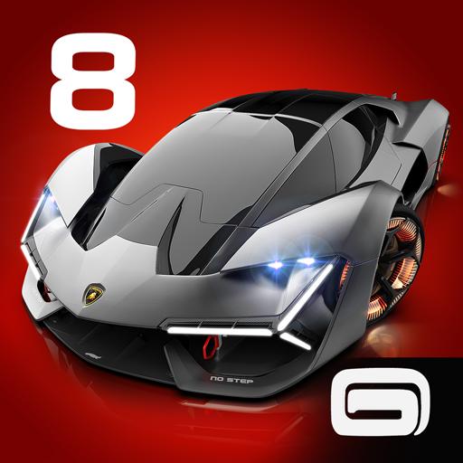 Asphalt 8: Airborne - Fun Real Car Racing Game Icon