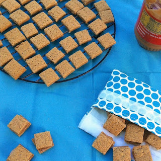Peanut Butter Sandwich Graham Crackers – The Recipe ReDux