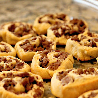 Sausage And Cheese Pinwheels Crescent Rolls Recipes