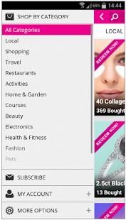 Wowcher – Deals & Vouchers - screenshot thumbnail