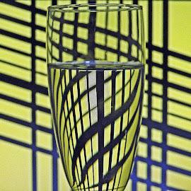 glass by Bojan Dobrovodski - Abstract Patterns