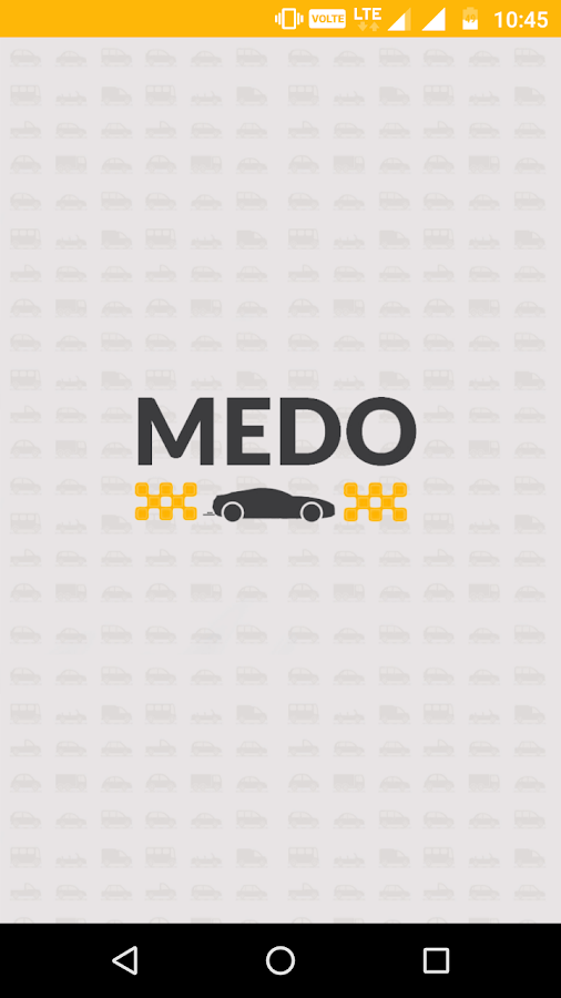 MEDO- screenshot